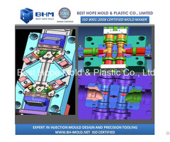 Plastic Pipe Fittings Tooling Injection Mould