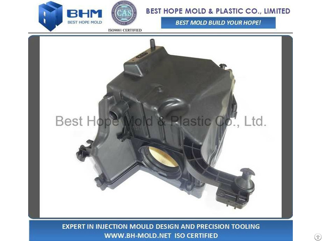 High Precision Air Cleaner Injection Mold Factory