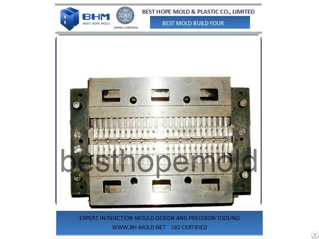 Fire Seal Nylon Cable Tie Injection Mould