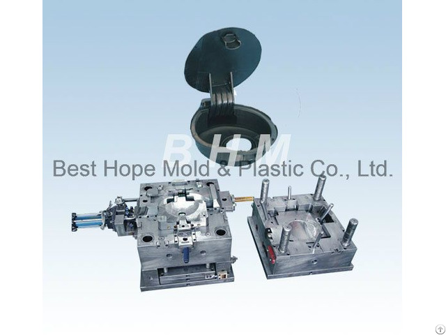 Plastic Mould For Accelerator Cover