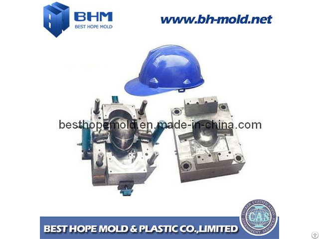 High Quality Plastic Injection Mould For Safety Helmet