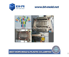 Injection Plastic Molds Inline Dirpper Mold Short Tube Mould
