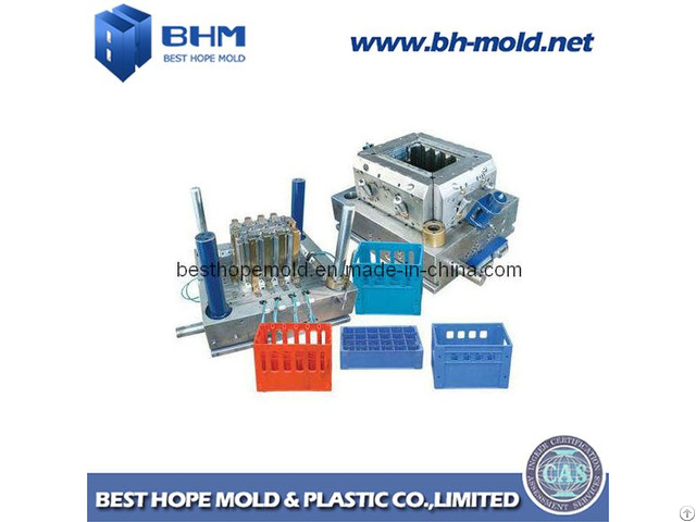 Plastic Mold For Hand Basket