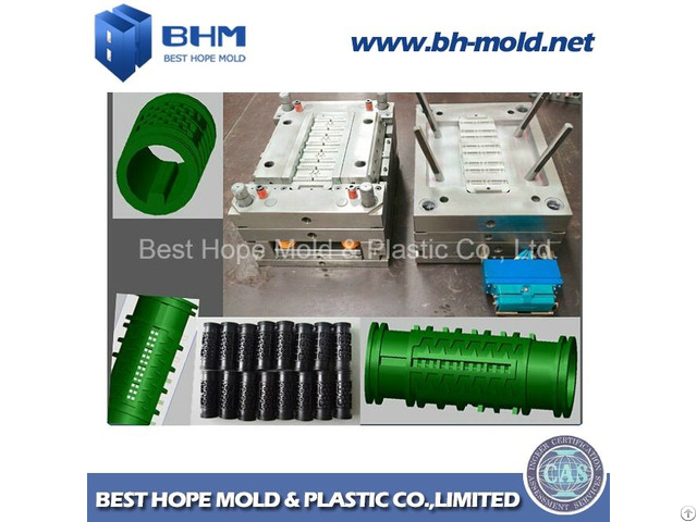 Irrigation Round Dripper Injection Mould Maker With Iso Certified