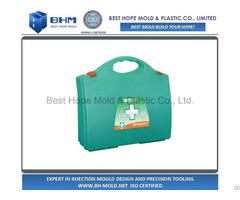 High Quality First Aid Kit Injection Mold