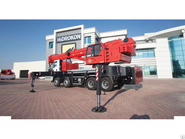 Mobile Crane Hidrokon Hk 90 33 T3 30 Ton