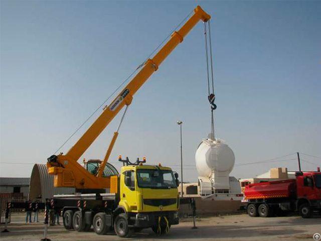 Mobile Crane Hidrokon Hk 90 22 T2 30 Ton