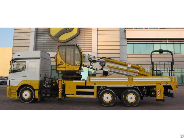 Mobile Crane Hidrokon Hk 90 L6