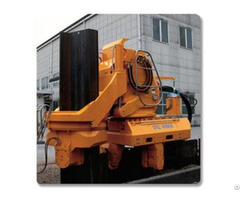Pile Press Wp150 Steel Sheet Piles