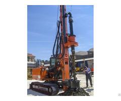 New Piling Drilling Rig Tescar Cf3 Cfa