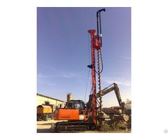 New Piling Drilling Rig Tescar Cf6 Cfa
