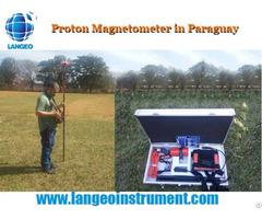 Langeo Wcz 3 Digital Proton Precession Magnetometer
