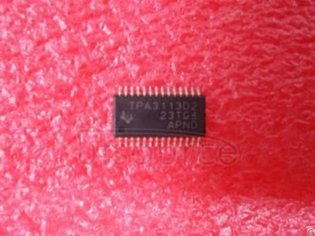 Utsource Electronic Components Tpa3113d2