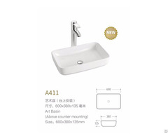 Bathroom Sinks A411