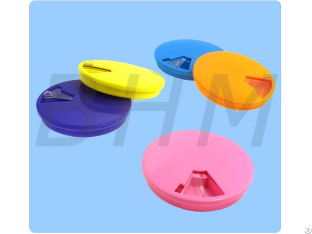 Seven Days Color Plastic Small Pill Cases Box