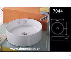 White Bathroom Basin Dreambath