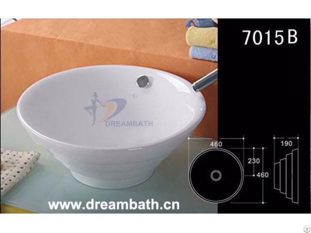 Round Bath Sink