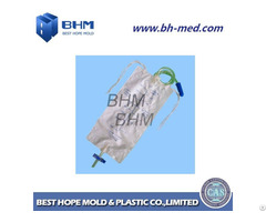 Injection Mold For High Precisional Urine Drainage Bag With Straps