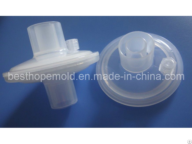 Disposable Filter Mould For Medical Use Plastic Device Moulding