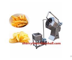 Popcorn Seasoning Machine