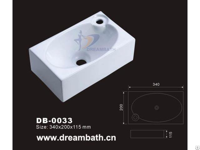 Small Basin