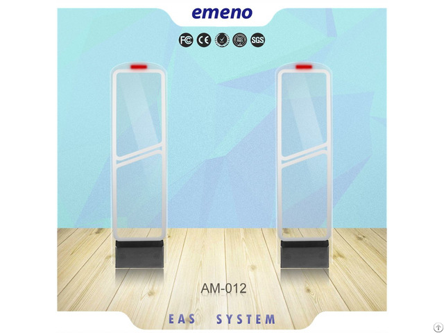Eas Acrylic Loss Prevention System Anti Shoplifting Solution