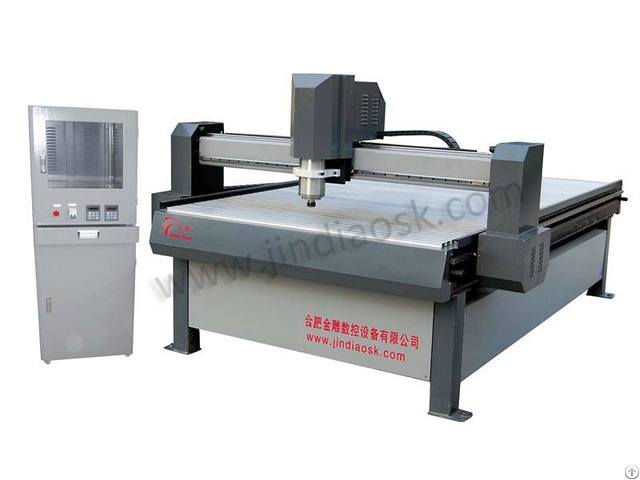 Heavy Duty Double Spindle Stone Cnc Center