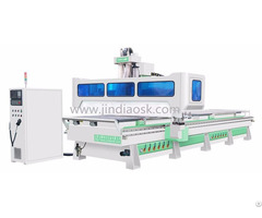 S300 D Double Working Table Cnc Machining Center
