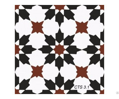 Encaustice Cement Tile Cts 3 1