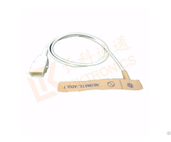 Bci 9 Pin Disposable Spo2 Sensor Neonate Adult 0 9m
