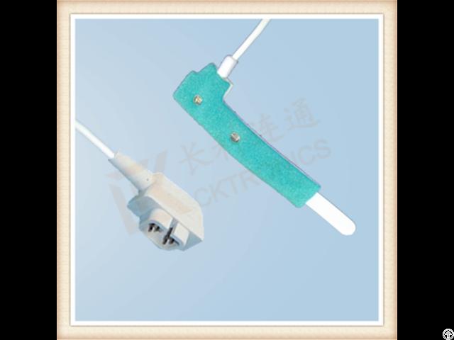 Good Quality Criticare Csi 6 Pin Disposable Spo2 Sensor Neonate Adult 0 9m