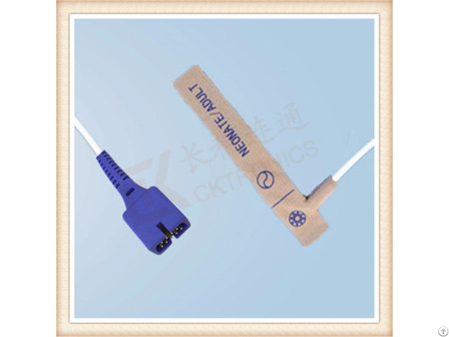 Factory Price Datascope 9 Pin Disposable Spo2 Sensor Neonate Adult 0 9m