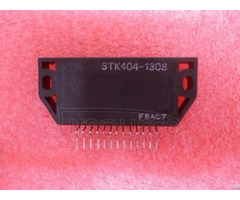 Utsource Electronic Components Stk404 130s
