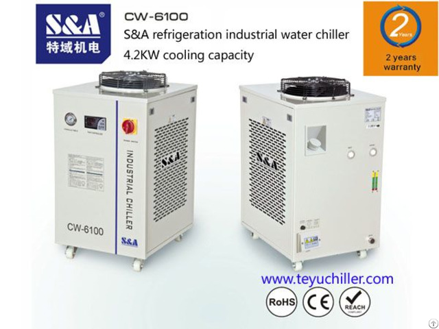 Water Chiller For Laser And Cnc Milling