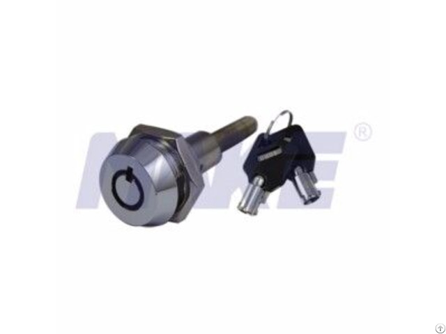 Vending Machine Cylinder Lock Zinc Alloy Brass Nickel Plated