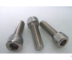 Hexagon Socket Head Cap Screw Din912