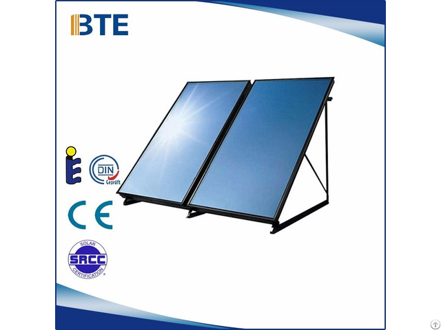 High Thermal Efficiency Flat Plate Solar Collector Prices