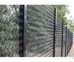 3d Welded Security Fence