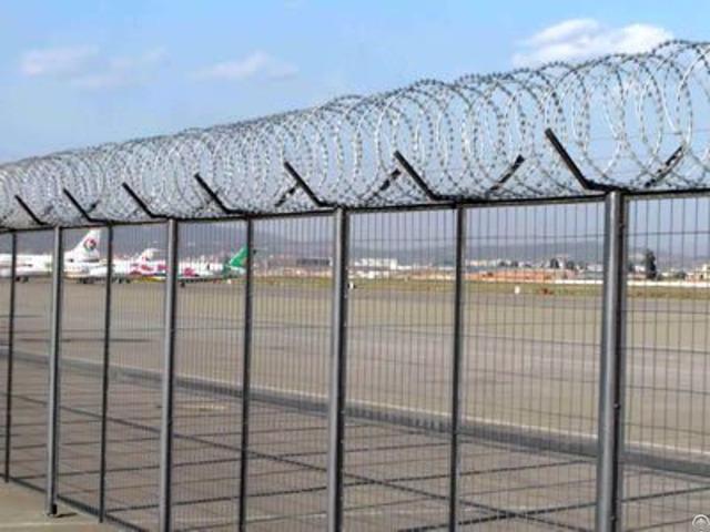 Anti Intruder Fence