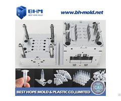 Injection Plastic Mould For Micro Centrifuge Tube