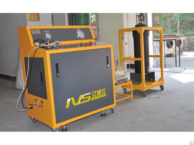 Cylinder Hydraulic Test Stand