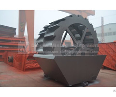 High Performance Machine Sand Washer