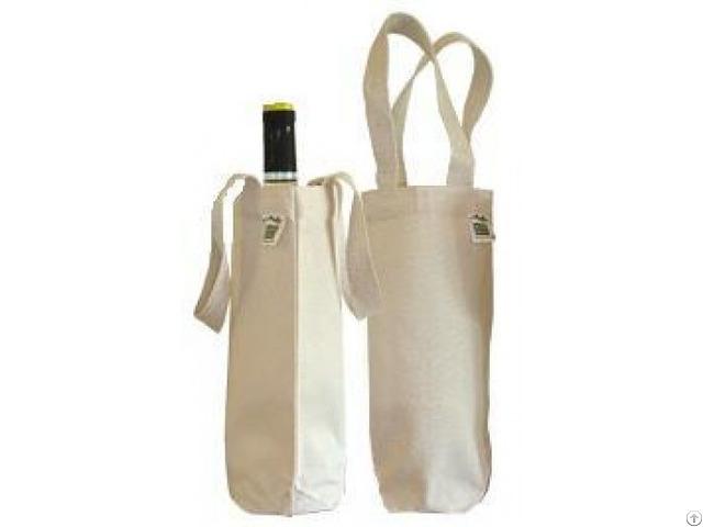 Cheap Cotton Wine Bags Bulk