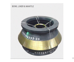 Bowl Liner And Mantle