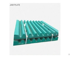 Jaw Plate Toggle Side Liners