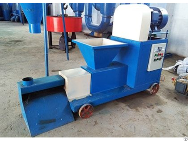 Zhengyang Machinery Charcoal Briquette Machine