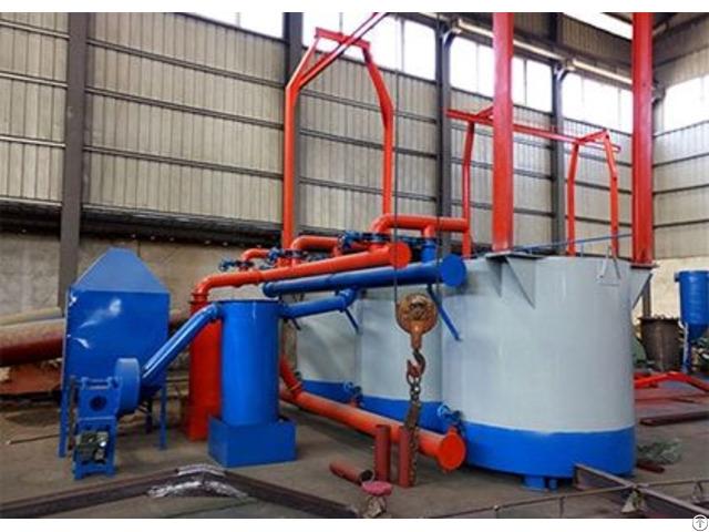 Hoist Type Carbonization Furnace