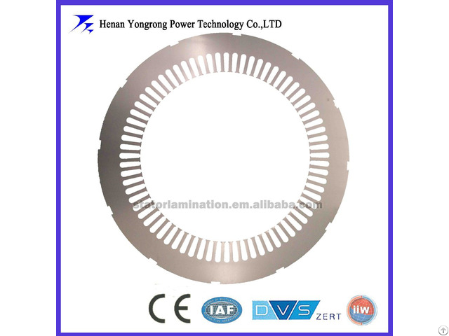 Generator Stator Rotor Silicon Steel Lamiantion