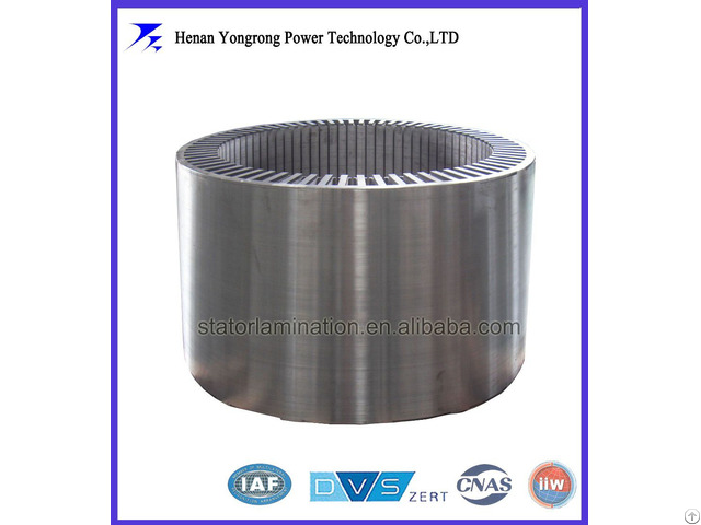 High Efficiency Magnet Motor Stator And Rotor Laminated Core Oem