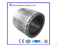High Voltage Electric Motor Silicon Steel Stamping Rotor Stator Core